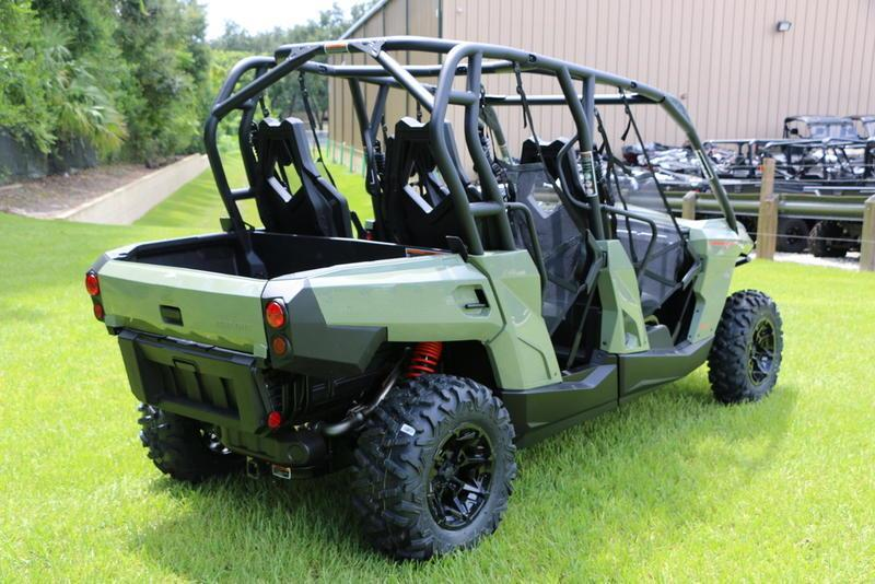 Best Selling Commander MAX DPS 800R UTV 4