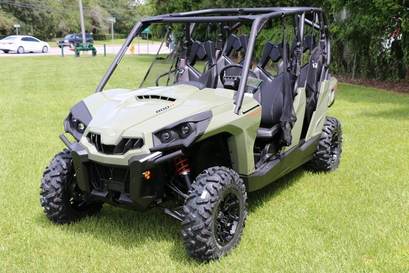 Best Selling Commander MAX DPS 800R UTV 8