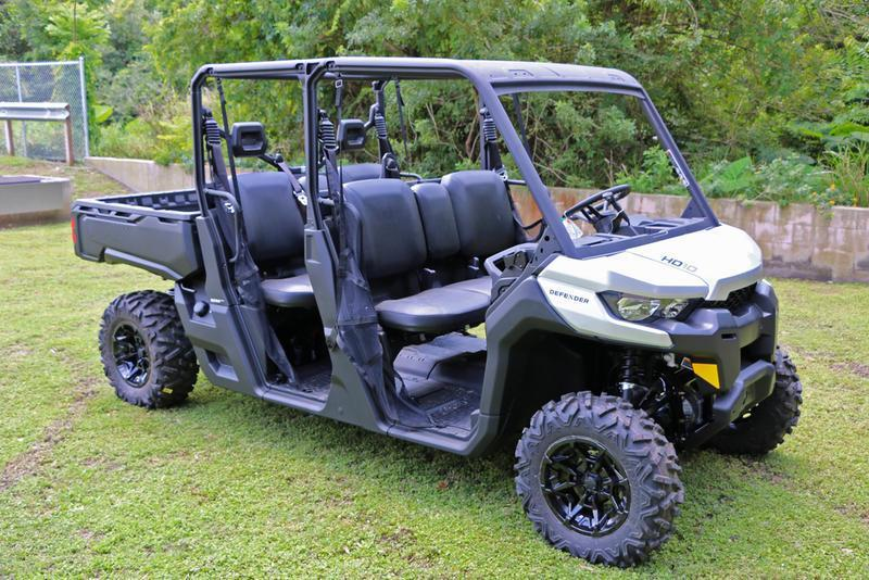 Factory Supplier Defender MAX DPS HD10 UTV 12