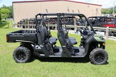 Wholesale Defender MAX DPS HD8 Green UTV