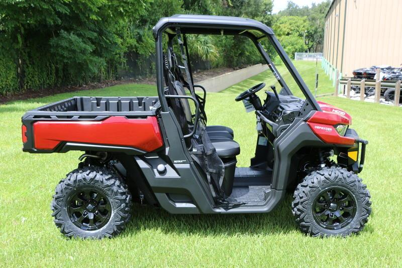 Factory Supplier Cheap Defender XT HD10 UTV 7