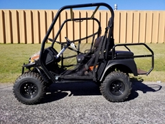 PROMOTION NEW EZGO EXPRESS 4X4 ELECTRIC GOLF CART