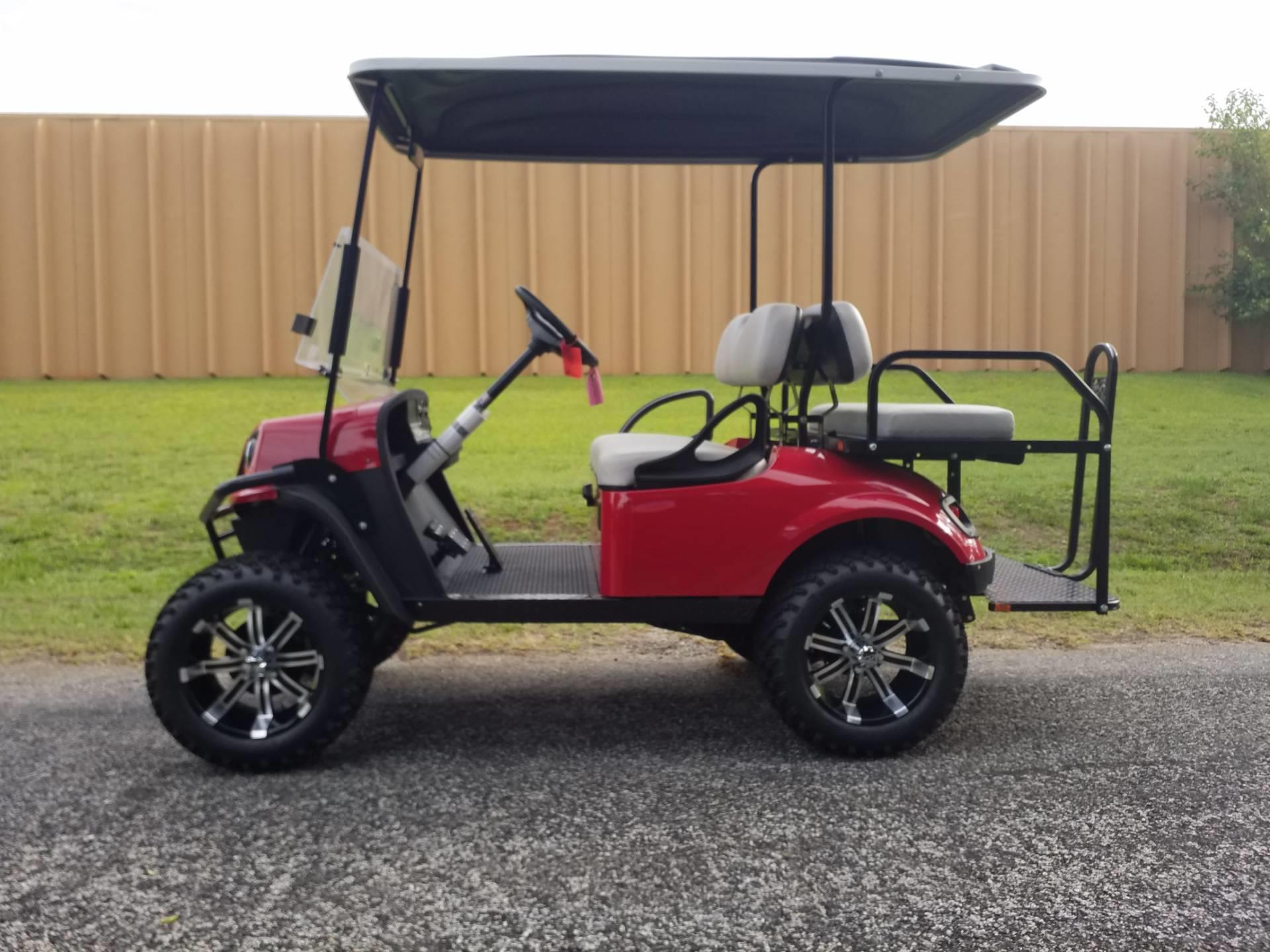 TOP SELLING EZGO EXPRESS S4 GAS GOLF CART 1