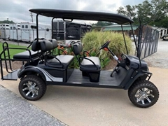 CHEAP DISCOUNT EZGO EXPRESS L6 - 72V ELECTRIC GOLF CART