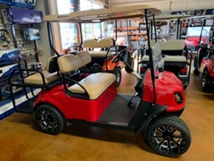 NEW ORIGINAL 4-SEATER 48V ELECTRIC GOLF CART