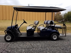 PROMOTION NEW SHUTTLE 6 ELECTRIC GOLF CAR