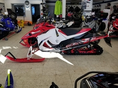 High Quality New Original Sidewinder L-TX SE Snowmobile