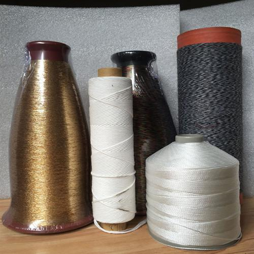 Cotton yarn silk twisting machine 4
