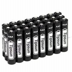 1.5V  7号 锂电池 led手电筒电池