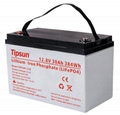 Tipsun Brand Lithium ion Battery