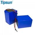 12V 100AH 磷酸铁锂电池蓄电池 4