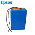 12V 100AH LiFePo4 Battery Storage Electric Motorcycle Portable Battery Pack  2