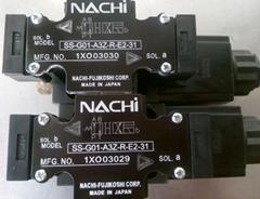直銷日本不二越電磁閥SS-G01-A3X-R-E2-31進口