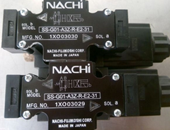 原装日本不二越电磁阀SS-G01-A2X-R-C115-31