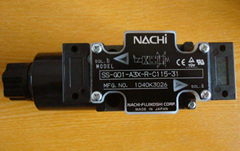 日本不二越电磁阀SS-G01-E3X-FR-E1-9337J原装