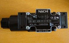原装日本不二越电磁阀SS-G01-H2X-R-C115-31进口