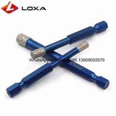 Diamond Hex Shank Core Drill Bits
