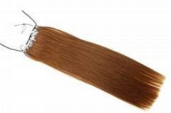 hair extension weaving thread