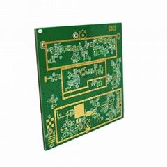 printed pcb circuit board