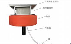 工業生活污水排放多參數水質監測浮標系統