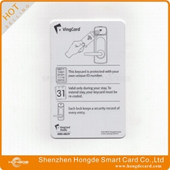 Low cost 125Khz rfid card