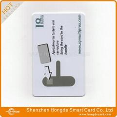 Fudan F08 Smart Card