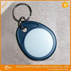 customize rfid fm1108 smart keytag