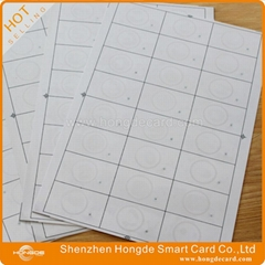 Factory Price 13.56mhz RFID Card Inlay
