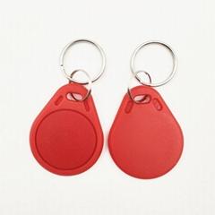 125Khz Proximity rfid id card key tags RFID key fob