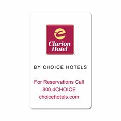 level lock rfid hotel door opening card