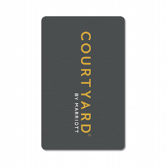 Sharaton hotel access card rfid card
