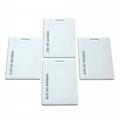 125Khz Door Entry Access Proximity RFID Card