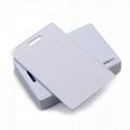 125kHz TK4100 Chip RFID key for Hotel