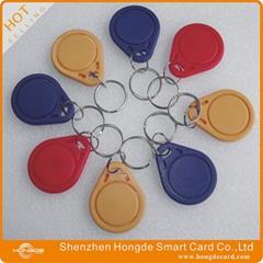 Obita lock hotel key chain hotel keyfob