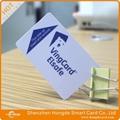 Offset printing magnetic stripe Hotel key card
