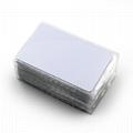 UID Changeable Keyfob NFC 1k s50 13.56 MHz credit card size Block 0 writable HF