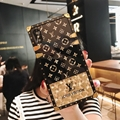 Fashion New OPPO R17 R17 pro RENO A7/A5S A79 Black Gold LV Shatter-resistant Cut