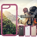 360 Full Protection Case iPhone X / XR / XS/ 7 8/7P/8P TPU Case