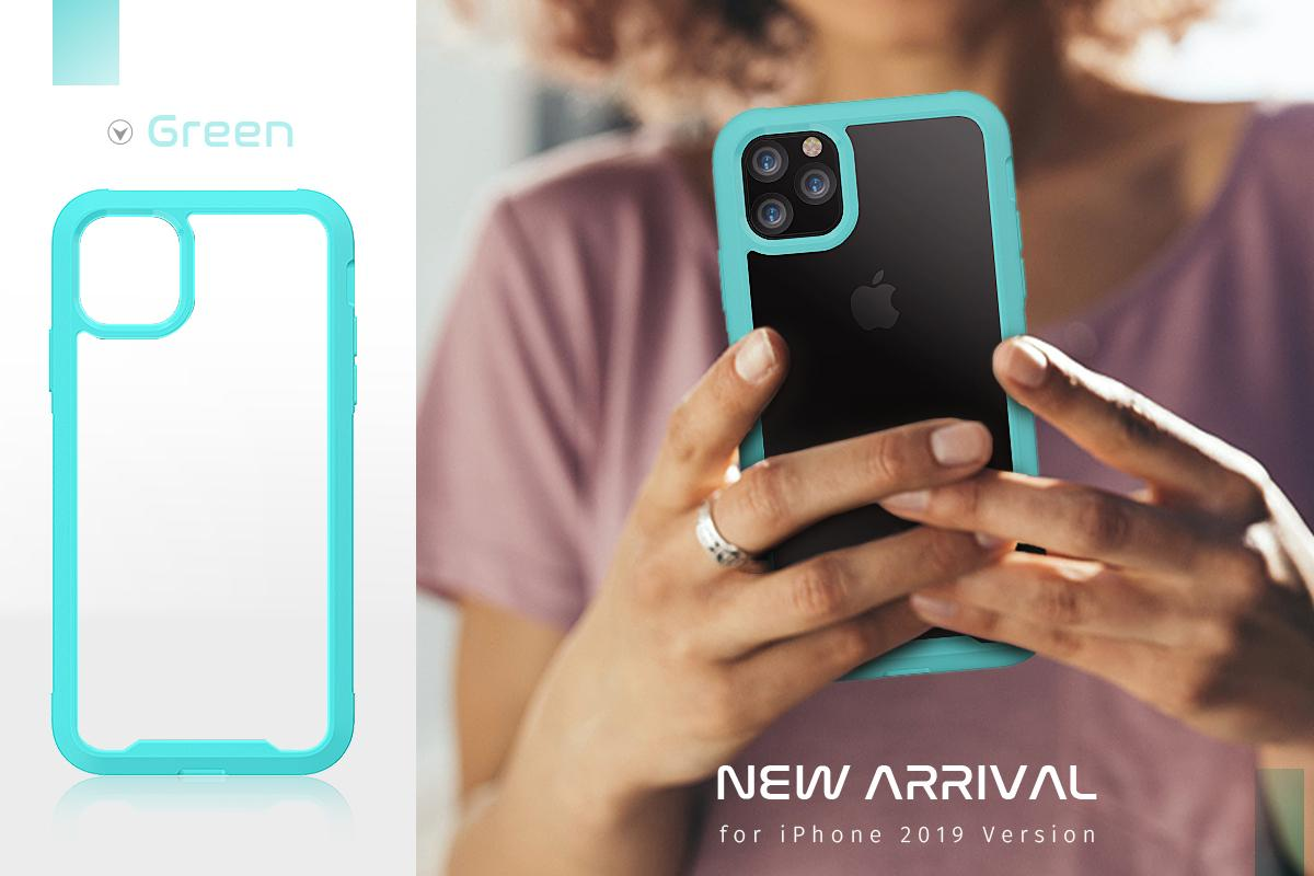 Casing 2-Layer Protection Bumper for iPhone 6.5 Inch 4
