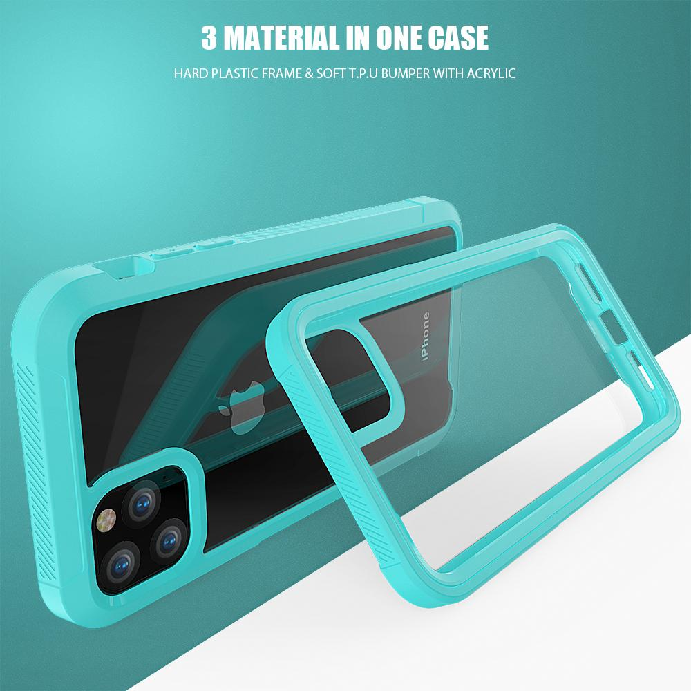 Casing 2-Layer Protection Bumper for iPhone 6.5 Inch 6