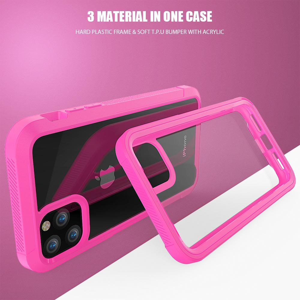 Casing 2-Layer Protection Bumper for iPhone 6.5 Inch 11