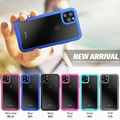 Casing 2-Layer Protection Bumper for iPhone 6.5 Inch 13