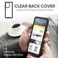 Casing Samsung Glaxy S20 Transparent Phone Case