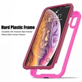 Full Corner Protection iPhone X XS Xsmax XR Clear Phone Case