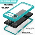 Full Corner Protection Casing Samsung Glaxy S10 5G Clear Phone Case