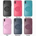 Iphone Xs max case Xs X/ Xr 7p 8p /6p 6 7 8g Air cushion robot Shockproof Case