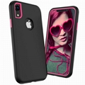 Solid Color Casing Full Corner Protection Phone Cases
