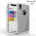 Amazon Style Clear Case For Apple iPhone XR Case Back Anti Drop