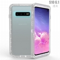 Transparent Cases Samsung Galaxy S10  S10e  S10P Clear Hard Cover
