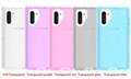 Samsung Galaxy Note 10 9 8 Plus Pro Note10Pro Full Transparent Phone Case